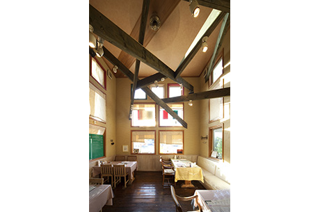 ■レストラン 「ダ・フィオーレ」